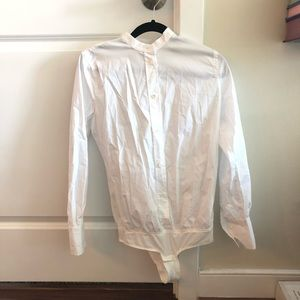J.Crew Button Up Bodysuit